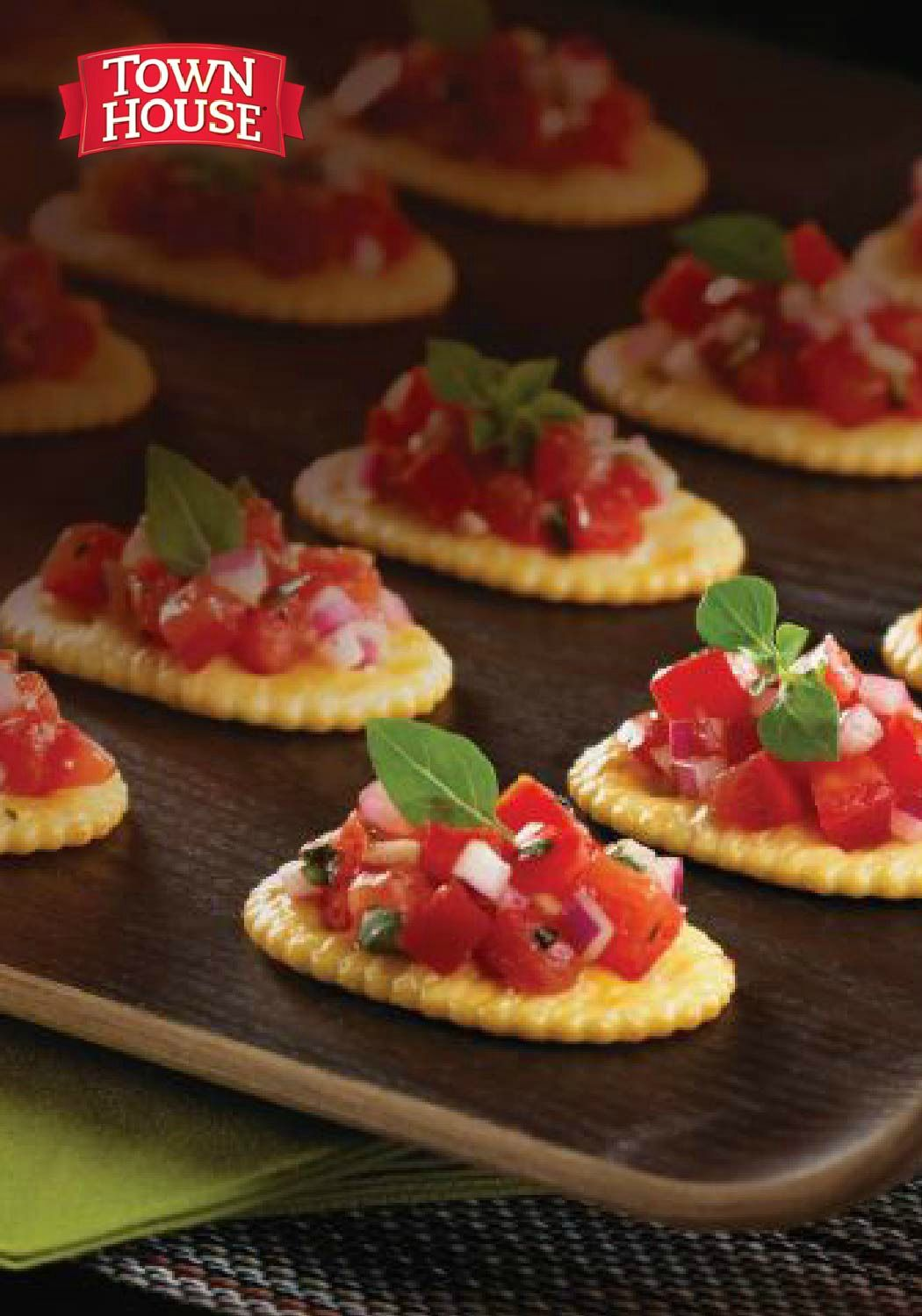 Bruschetta Is An Incredible Appetizer To Serve At Your Next Party Served On Town House Appetizer Recipes Recipes Appetizers And Snacks Finger Food Appetizers