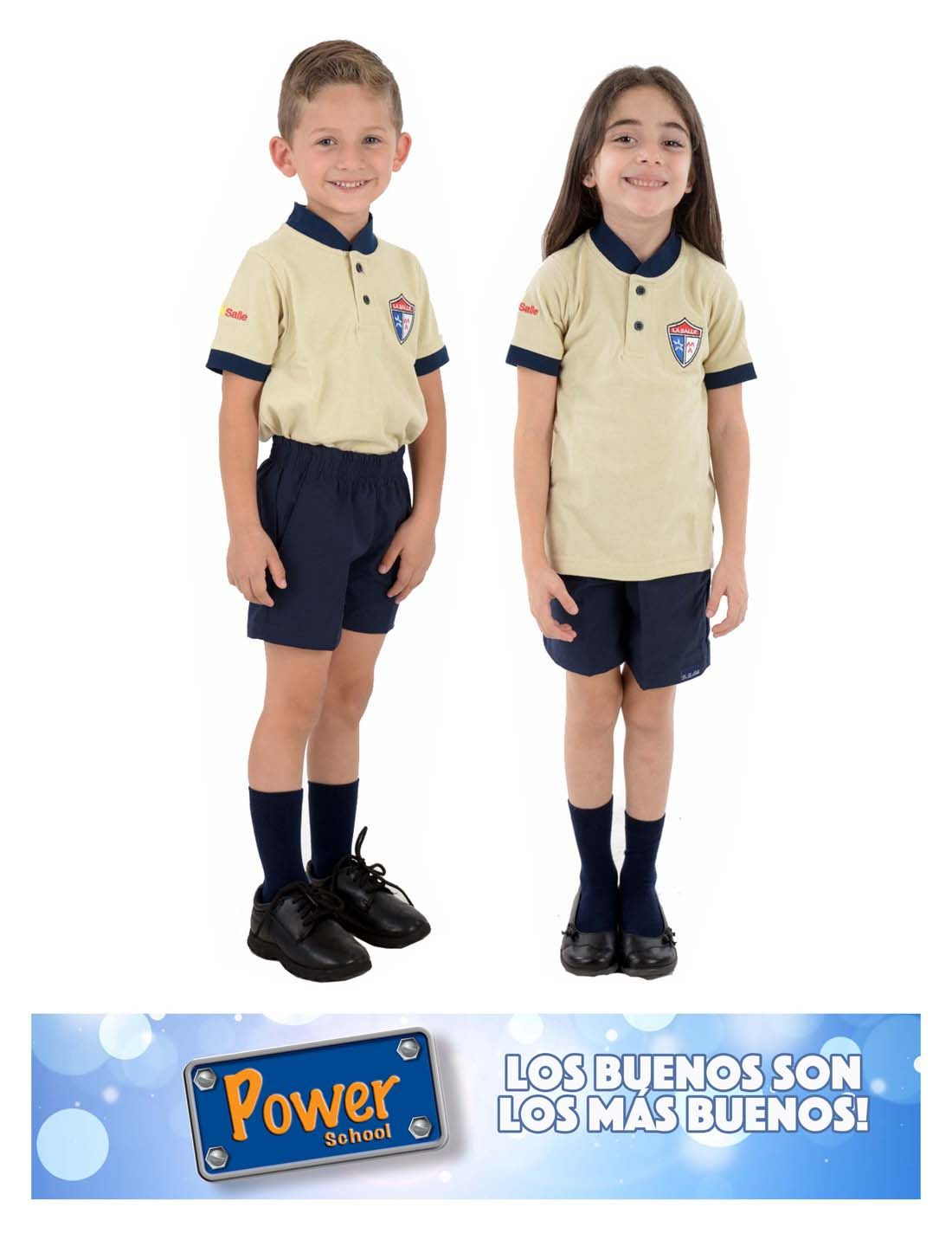 #Uniformes #PowerSchool #Colegio #Privado La Salle