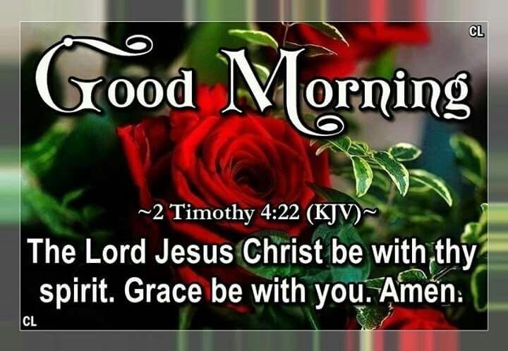 2 Timothy 4:22 KJV