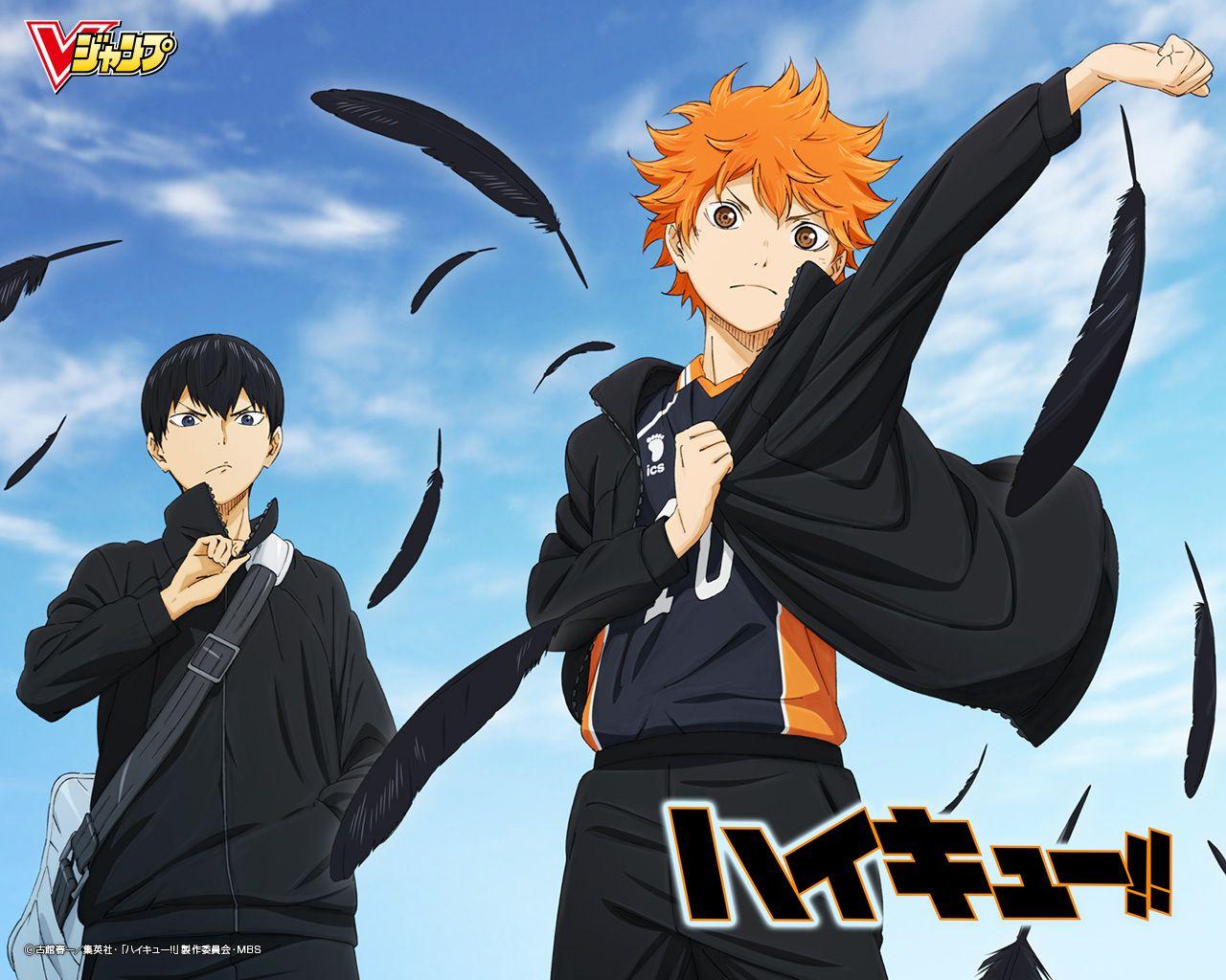 Download haikyuu 1280x1024 minitokyo haikyuu anime