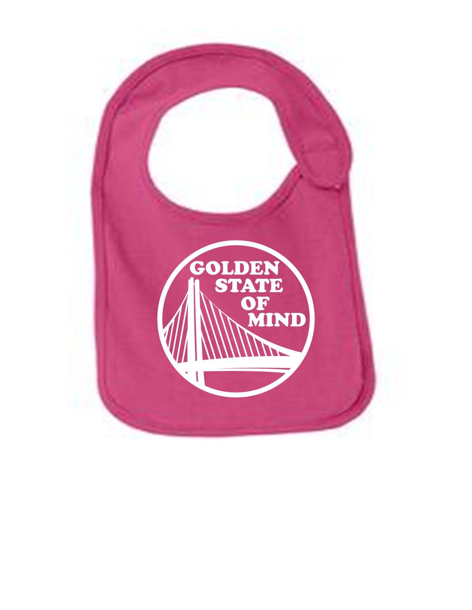 Golden State Of Mind Bib