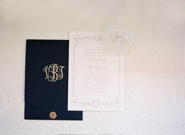 Gold Monogram On Navy Photography Ozzy Garcia Art Alphabet