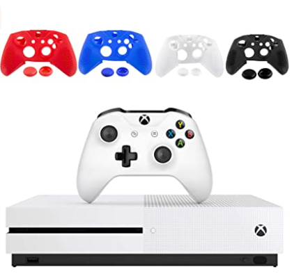 Microsoft Xbox One S 1tb Console White With 1 Xbox Wireless Controller 1 Month Xbox Game Pass Xbox Wireless Controller Xbox One S 1tb Xbox One S