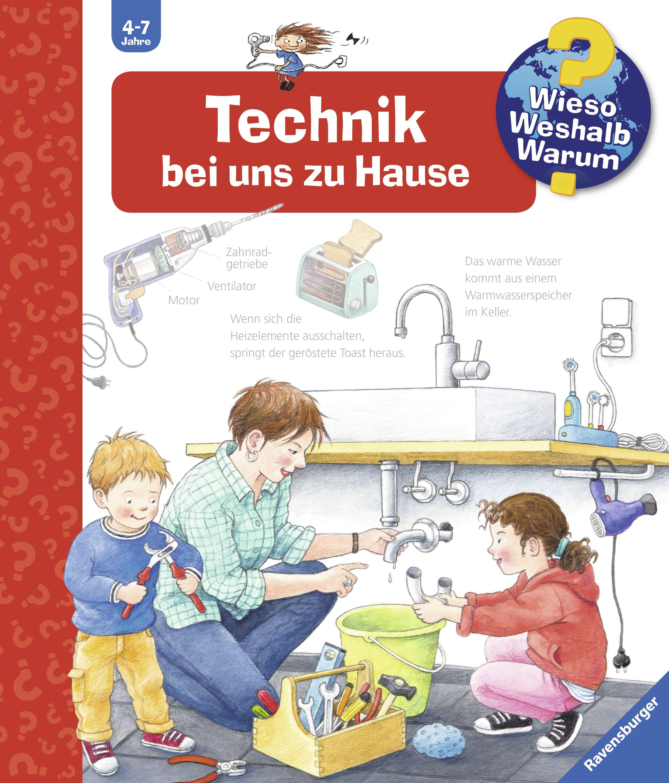 Technik Bei Uns Zu Hause In 2020 Geschichten Fur Kinder Technik