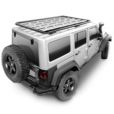 aev roof rack for 07 up jeep wrangler