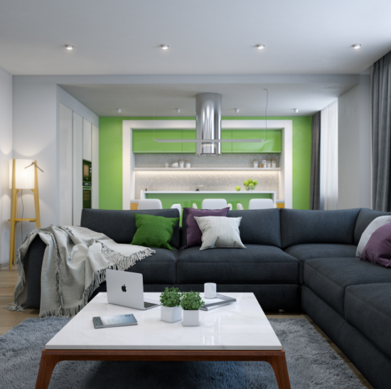 20 Living Rooms with Cool Contemporary Designs | Contemporary ...