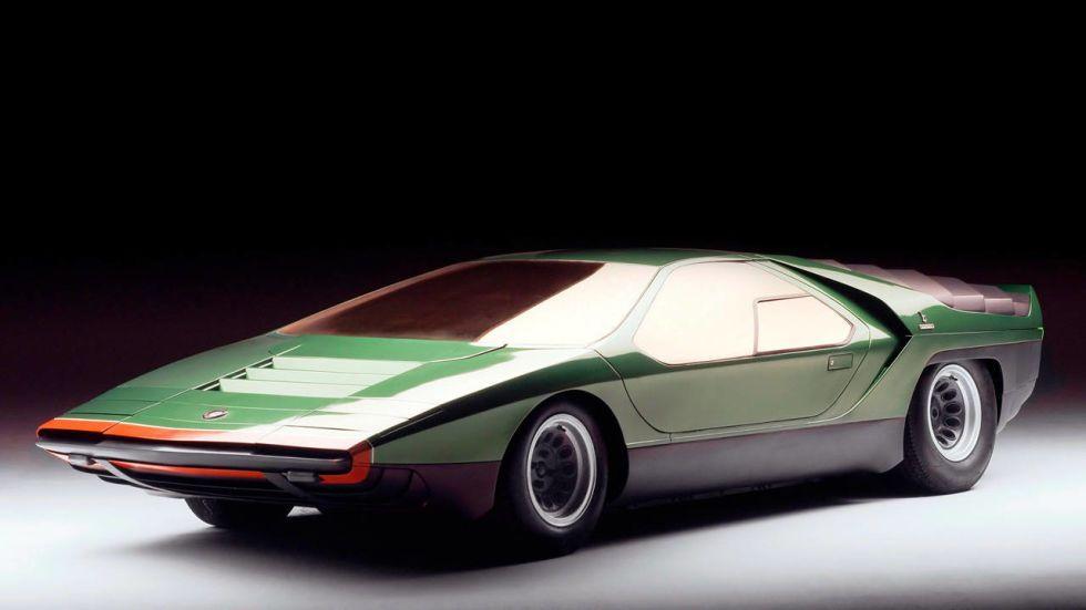 10 Best Cars Designed By Bertone Sports Cars Luxury Concept Cars Alfa Romeo