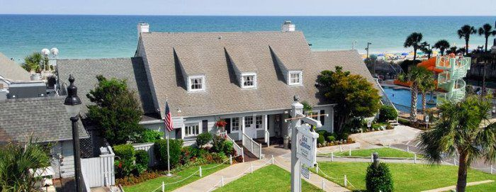 9. Sea Captain's House - Myrtle Beach, SC | Myrtle beach ...