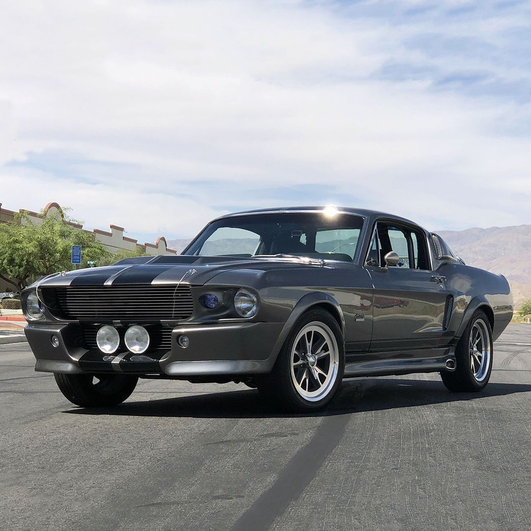 LAS VEGAS AUCTION PREVIEW: This Custom '67 Ford Mustang Is