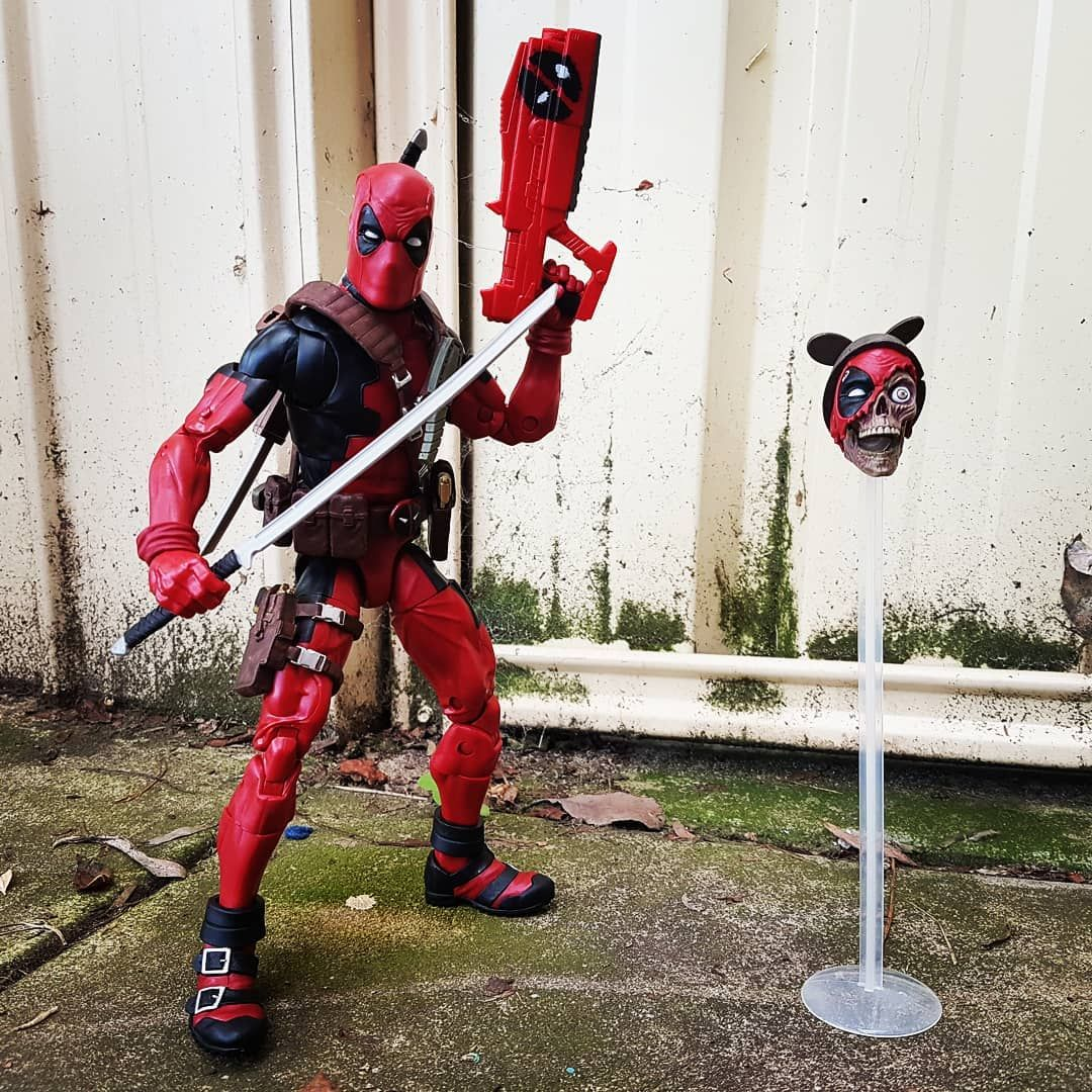 Picked Up This 12 Deadpool Figure From Toysrus Yesterday Really
