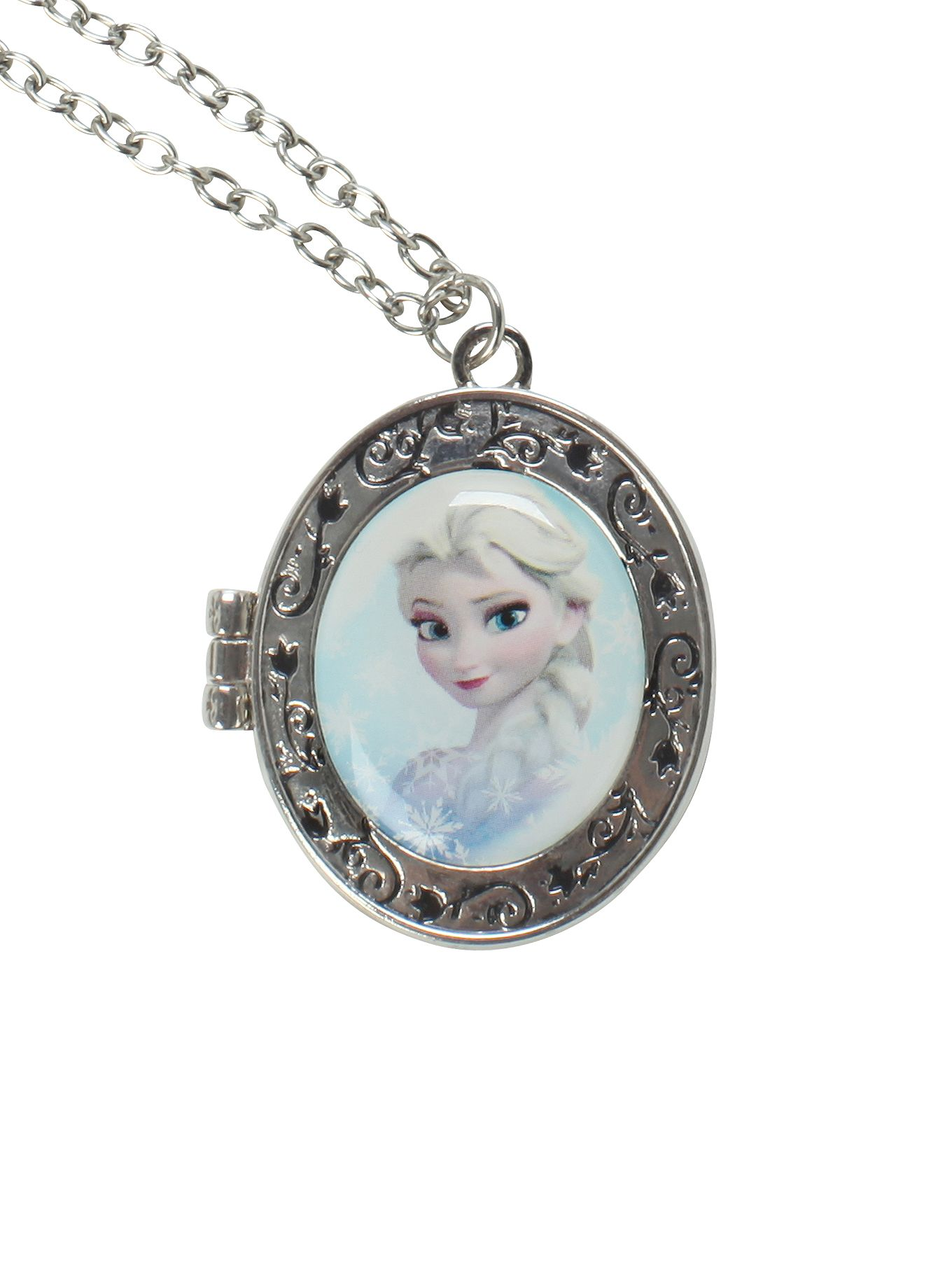 Disney Disney Frozen Let it Go Pendant Necklace Zbrq4L8eR