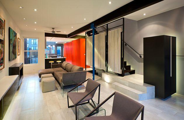 #Ganzes Haus Interiors Kleine Haus Renovierung Idee: Fett Farben #house  #garten #