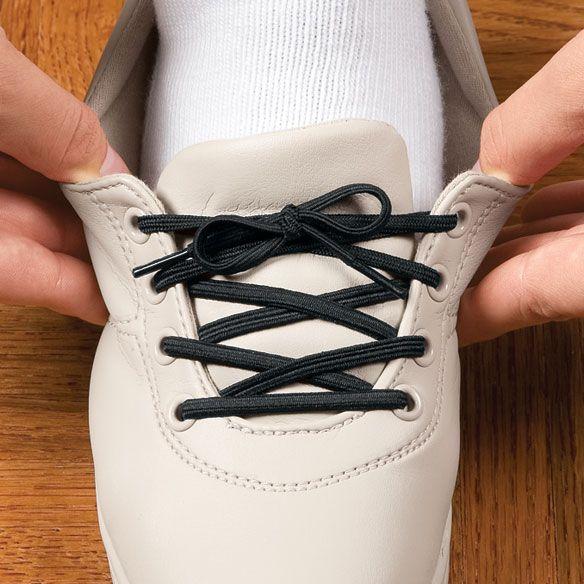 Elastic Shoe Laces - Flat Elastic Shoe