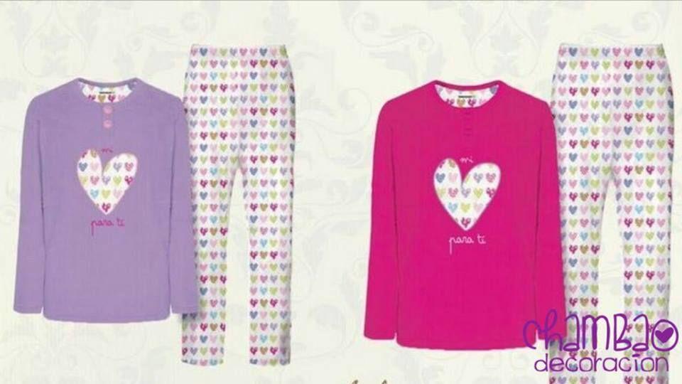 NUEVOS MODELOS de #pijamas de sedalina.