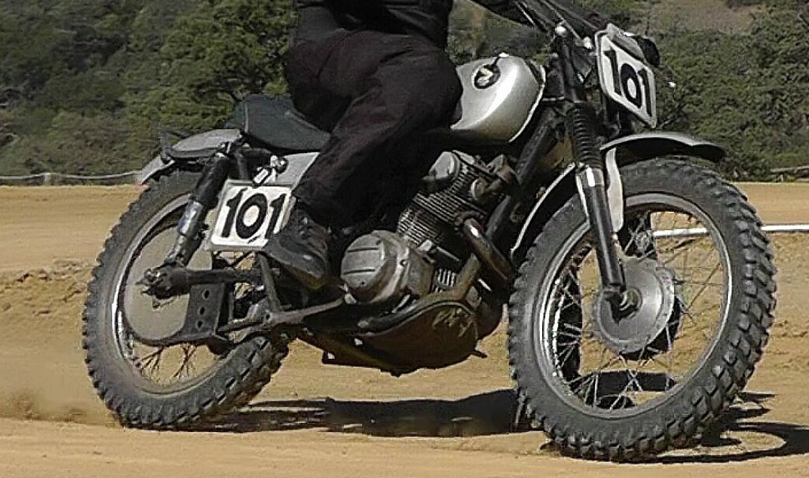 1965 Honda 305 Cl77 Race Scrambler Classic Bikes Honda Scrambler Honda [ 967 x 1637 Pixel ]