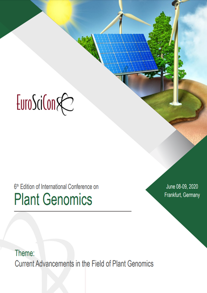 6th Edition Of International Conference On Plant Genomics