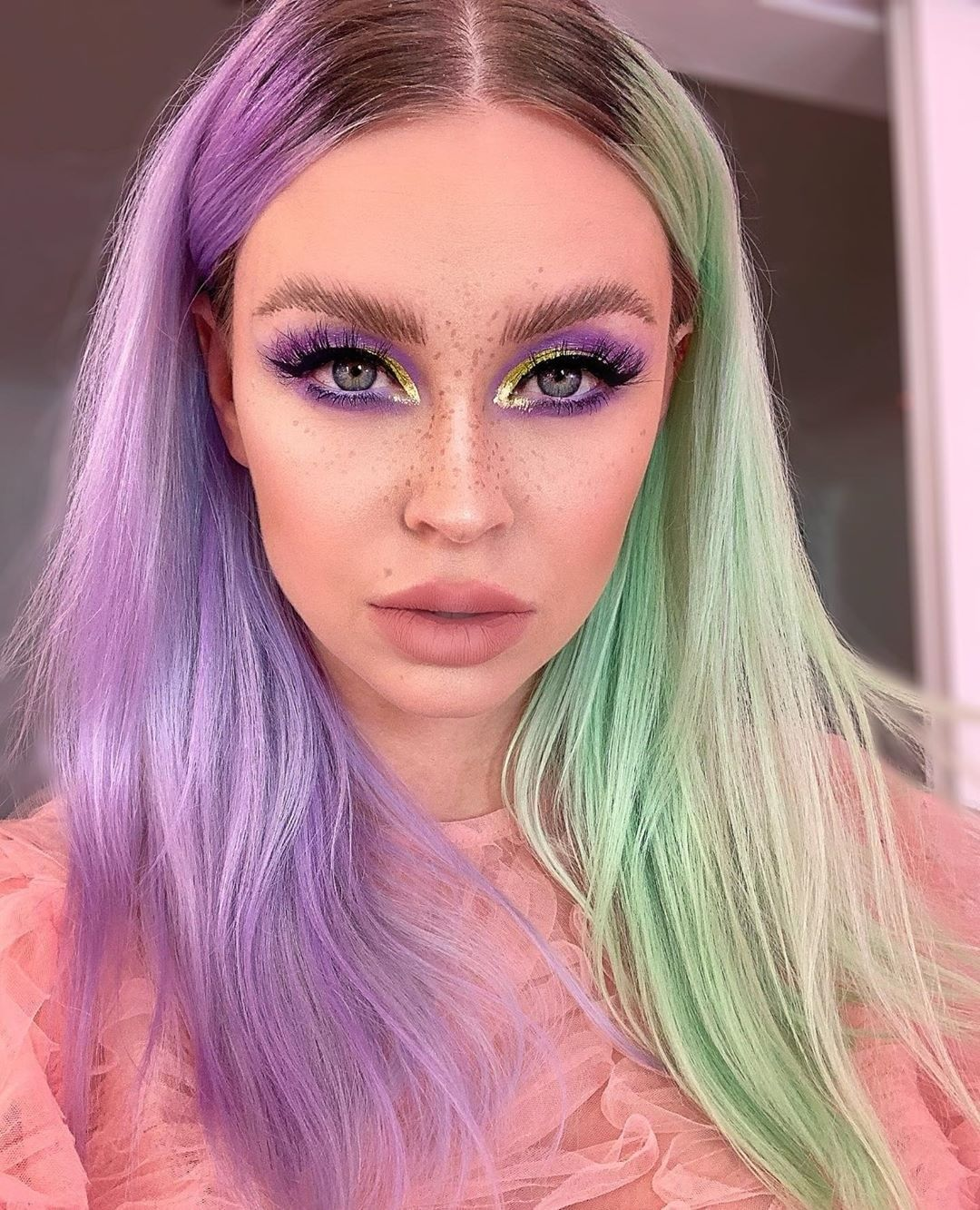12 8 Mil Curtidas 47 Comentarios Vegan Cruelty Free Color Arcticfoxhaircolor No Instagram Can You Eve In 2020 Dyed Hair Aesthetic Hair Hair Inspiration Color