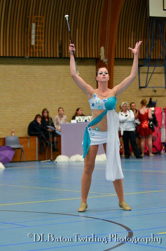 Love my new costume! Design by me and made bij Rachida / Splendid Dancewear