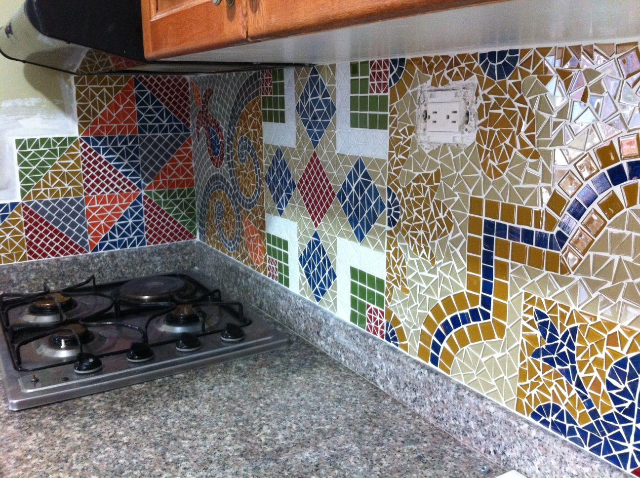 anaposada mosaico