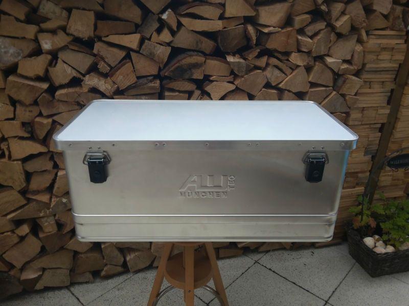 Küchenbox Camping ~ Mobile camping küchenbox caddy tramper u a outdoorküche