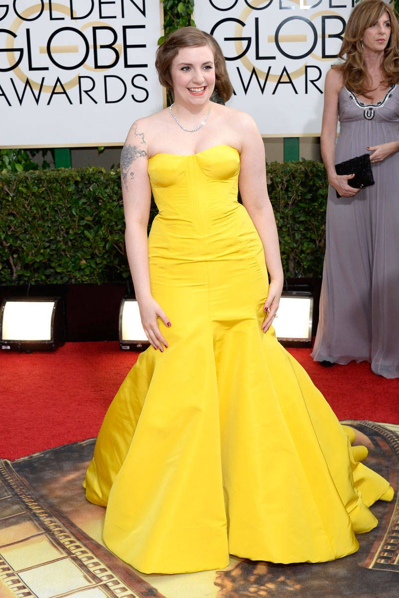 Golden Globes 2014 Best Dressed Celebrities - Golden Globes Best Red-Carpet Looks - ELLE