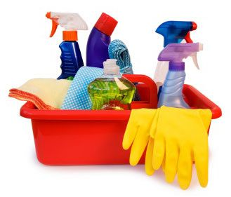 The Complete List Of House Cleaning Supplies And Equipment Molly Maid