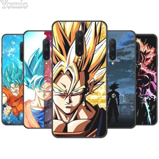 Dragon Ball Ultra Instinct Vegeta Soft Case Cover for Oneplus Models f