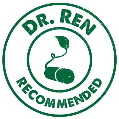 DRR Promo Page | Dr Ren Recommends