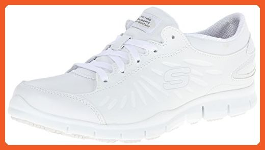 Skechers for Work Women's Eldred Dewy