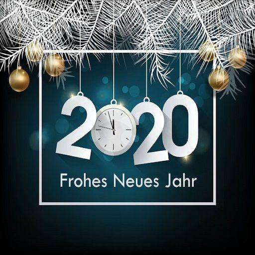 30+ Frohes neues Jahr 2020, Frohes Neues Jahr 2020 Bilder