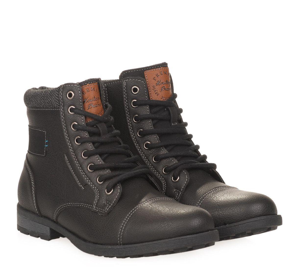 e4c269f6244 ΑΝΔΡΙΚΑ ΜΠΟΤΑΚΙΑ ΟΡΕΙΒΑΤΙΚΑ SPROX (BLACK) | Sagiakos Men Boots A/W ...