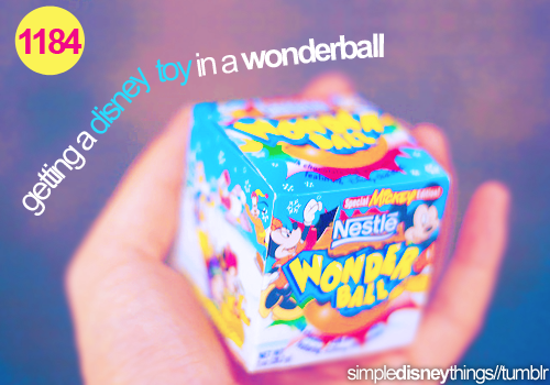 Does anyone else remember the wonder ball?