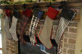Interestosity: How to make a cuffed stocking