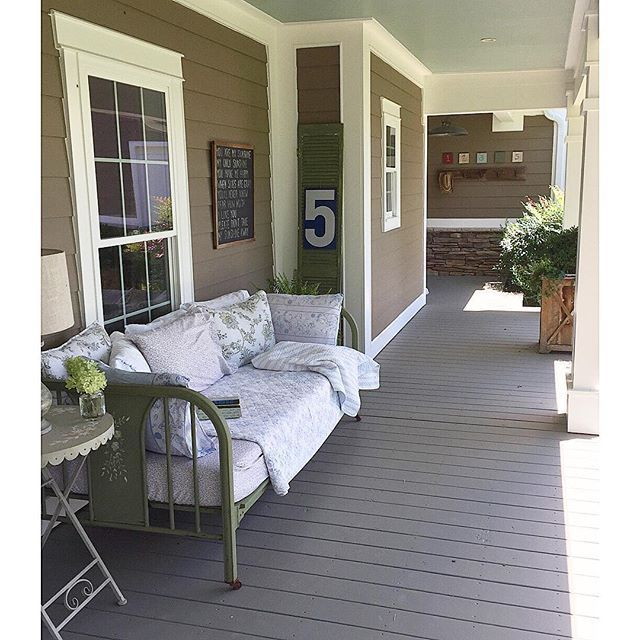 22 Eclectic Porch Ideas: Eclectic Home Tour - Tennessee Farmhouse Tour