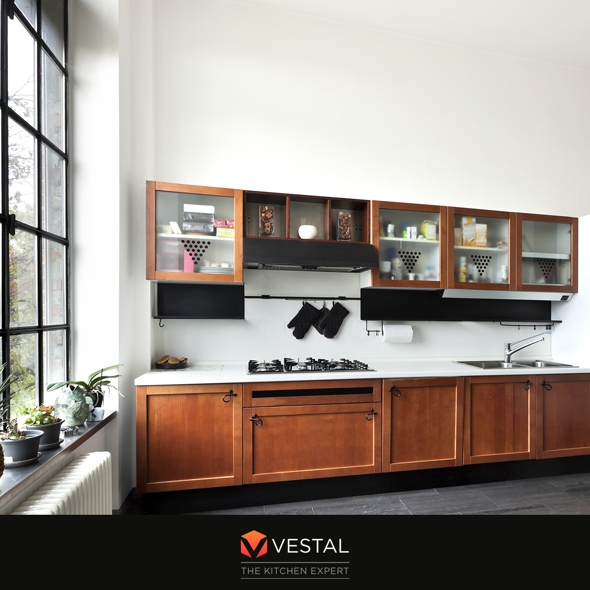 Contemporary Kitchen Designs From Vestal Solutions ...