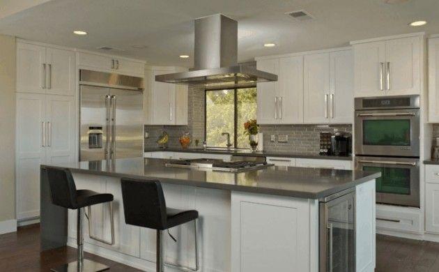 30 Küchen Mit Kochinsel Als Inspiration