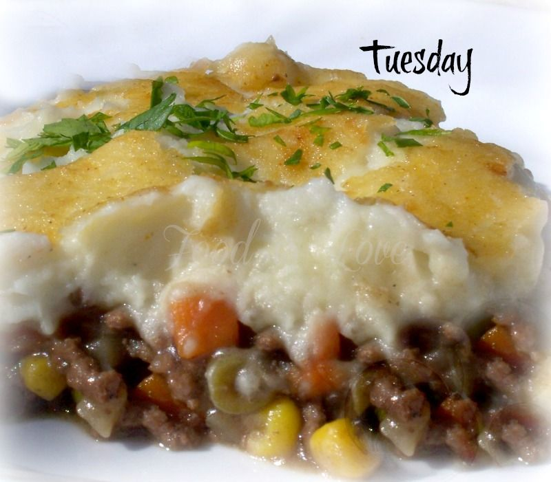 Food Is Love Old Fashioned Comfort Food At Its Best My Shepards Pie Food Comfort Food Recipes