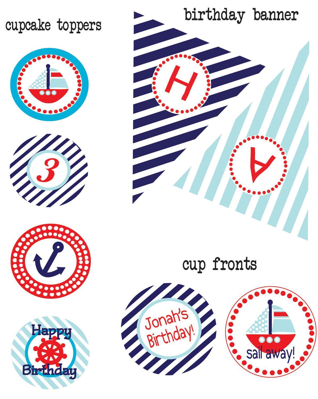 Nautical Printables Free Printables