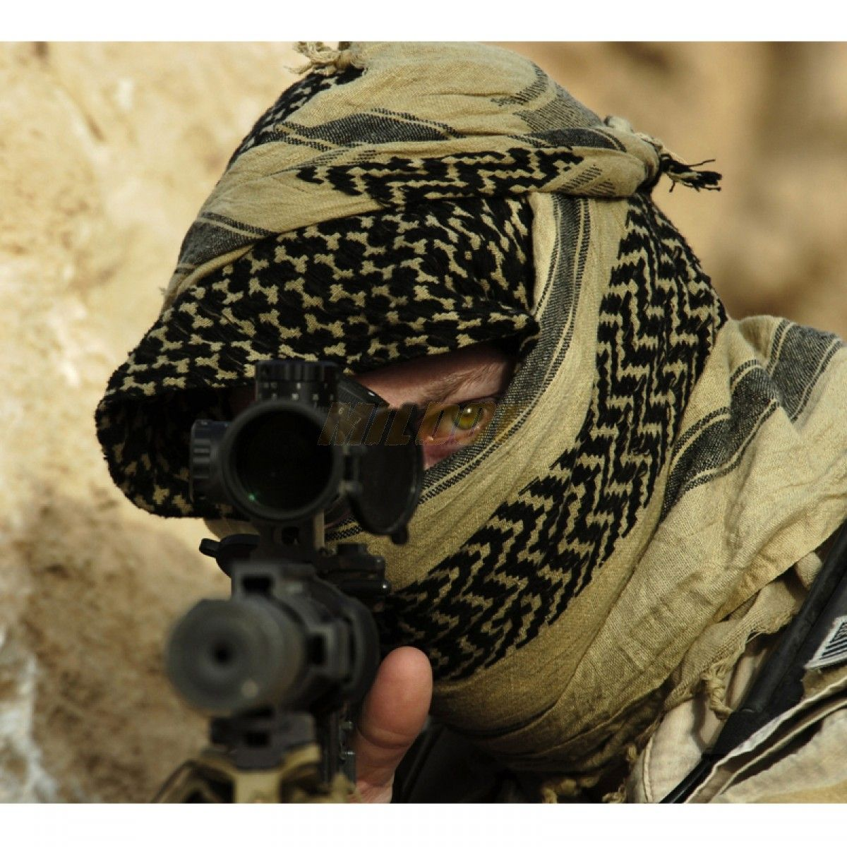 Shemagh Special Forces Military Sniper