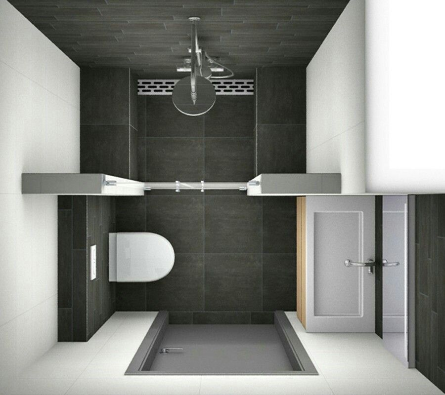 small bathroom design - Basement Bathroom Design