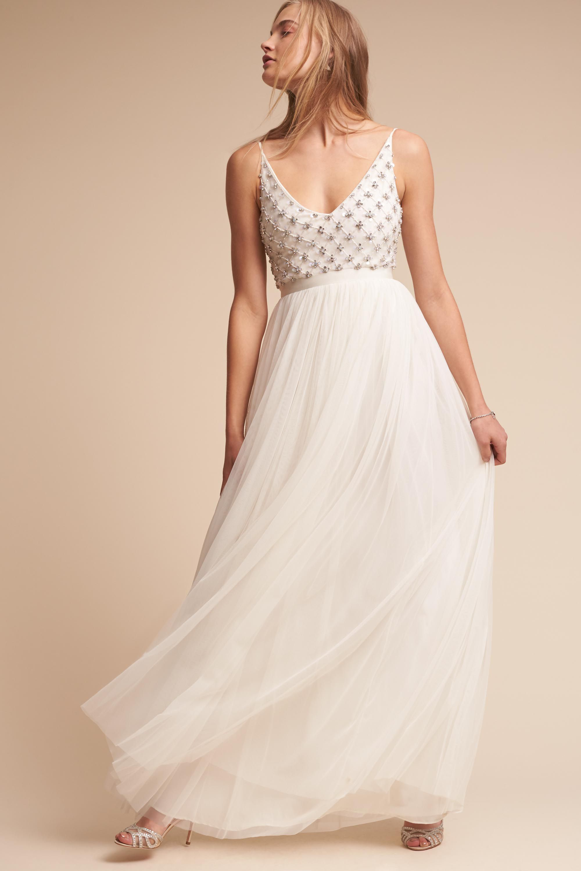 Wedding dress runaway bride  Myra Dress from BHLDN  Wedding Thoughts  Pinterest  Wedding