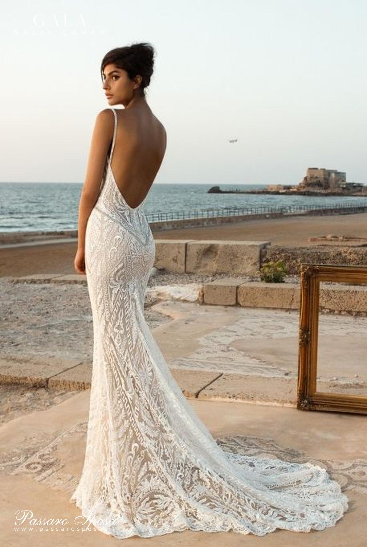 f7ef98ec4b0d Nuova collezione vestiti da sposa Galia Lahav 2018 in esclusiva da Passaro  Sposa in Campania.