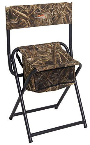 Pleasant Camping Furniture Alps Outdoorz Steady Plus Hunting Stool Cjindustries Chair Design For Home Cjindustriesco
