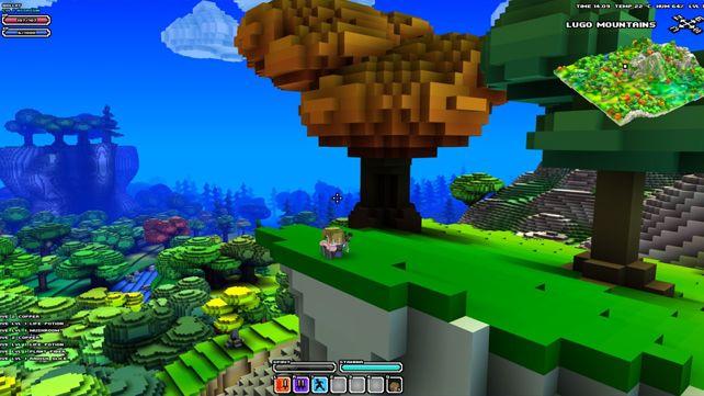 Finally An Update For Cube World Sandbox Games Cube World Cube Minecraft Multiplayer