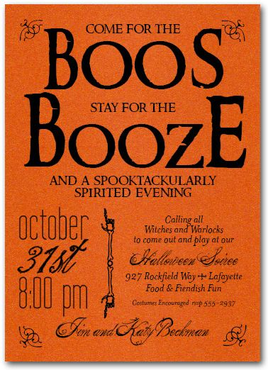 Adult Halloween Party Invitations request a custom order and have something made just for you Booze Halloween Halloween Party For Adults Orange Halloween Halloween Par Ta Halloween Invites Halloween Party 2015 Halloween Shindig Halloween Fall