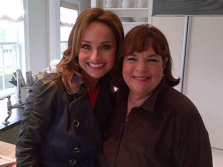 Ina Garten Age Gorgeous Giada De Laurentiis Ina Garten  Hollywood Craze  Pinterest Design Inspiration