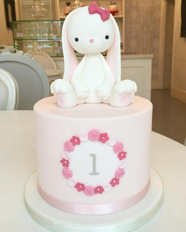 Die Konditorei Der Hasen Kuchen Kuchen Baby Geburtstag Baby Kuchen Konditorei