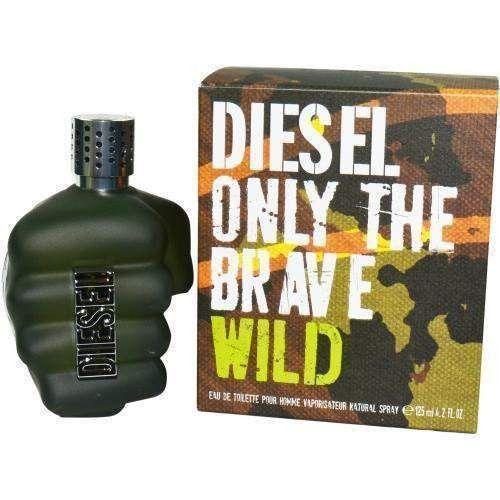 Diesel Only The Brave Wild By Diesel Edt Spray 42 Oz Designer