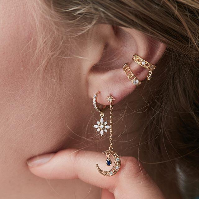Photo of #ear piercings #Gembon #Instagram #Jewelry #Rue #Senska Body striking can