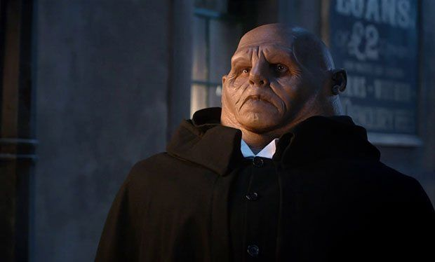 Doctor Who's Strax gets a spin-off